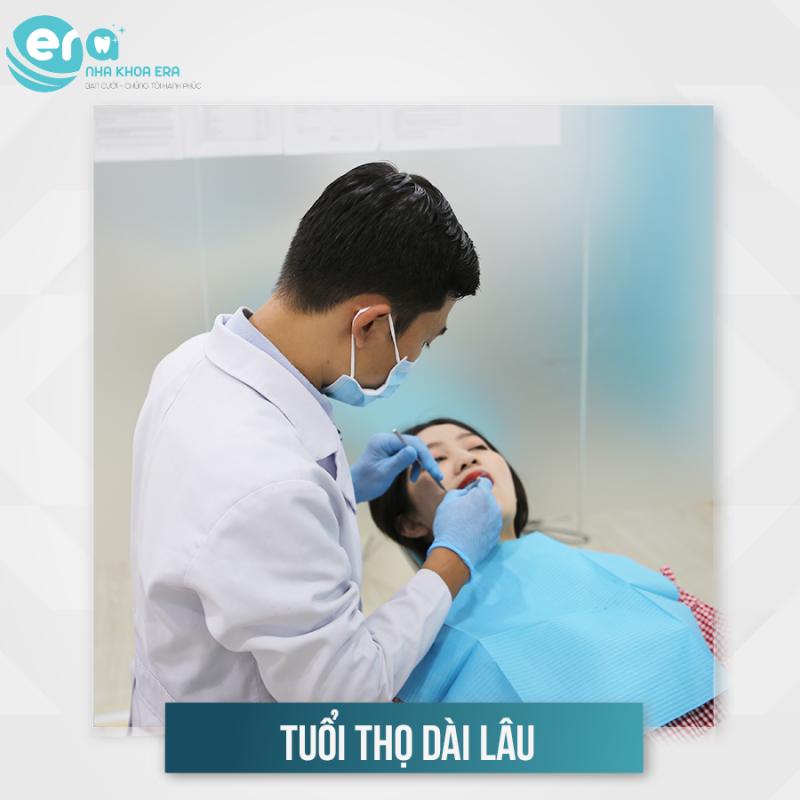 Trung Tâm Chỉnh Nha Sài Gòn ERA Dental