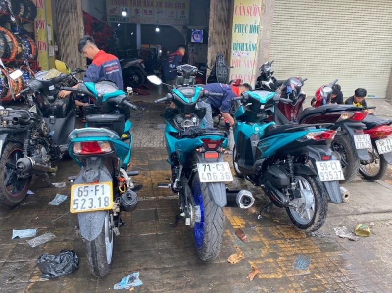 Trung tâm Sửa Xe Sài Gòn