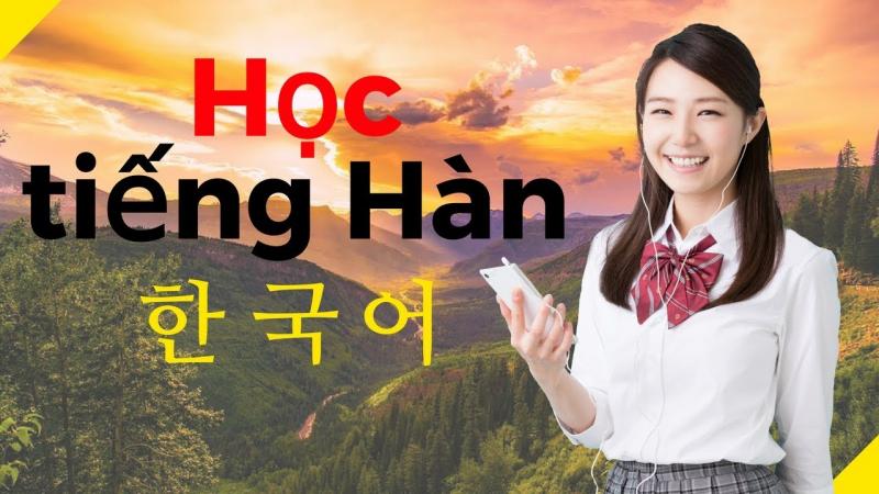 Trung tâm Tiếng Hàn Ra-on