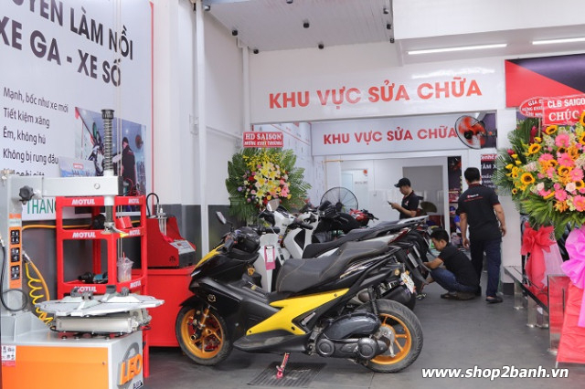 Trung tâm xe máy chất lượng cao 2banh.vn