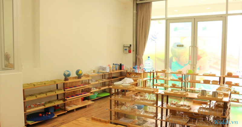 Trường Mầm non Clover Montessori
