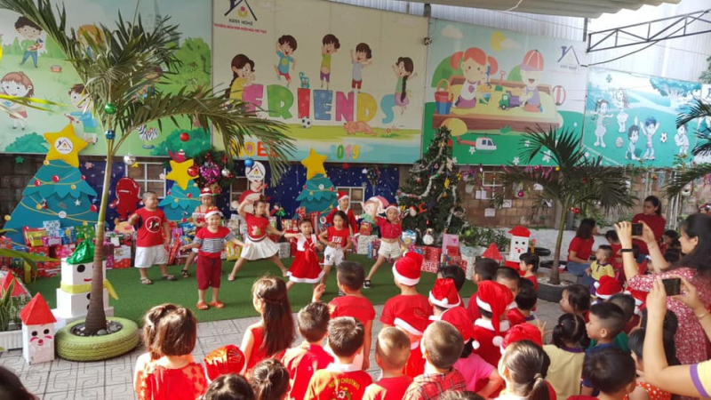 Trường Mầm Non Ngôi Nhà Trẻ Thơ (Kiddi Home)