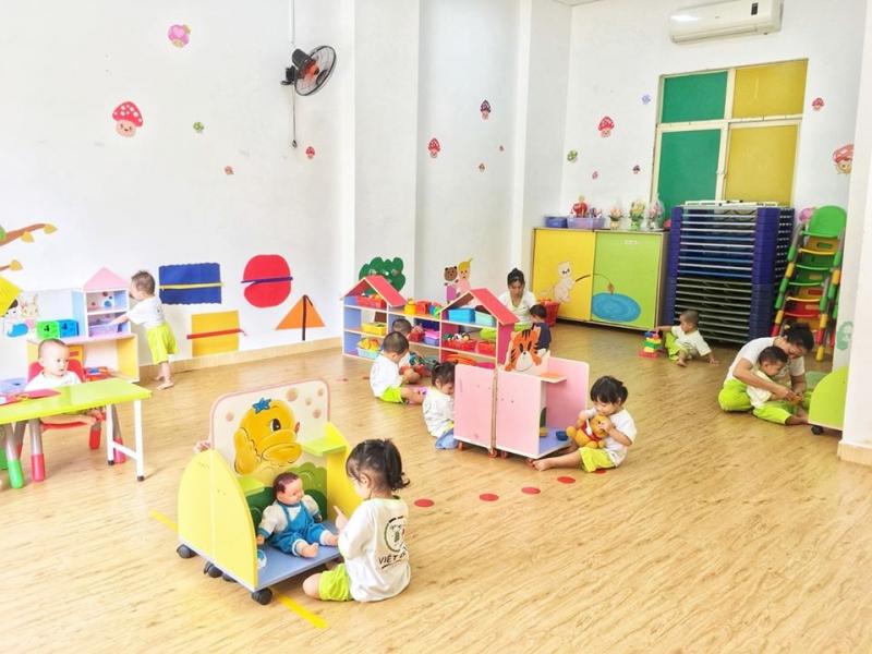 Trường Mầm Non Việt Đức