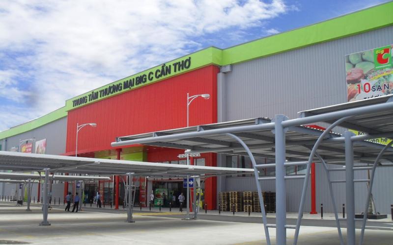 Trung tâm thương mại Big C Cần Thơ