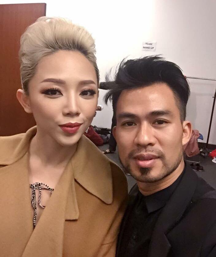 Tuan Nguyen Make Up Artist