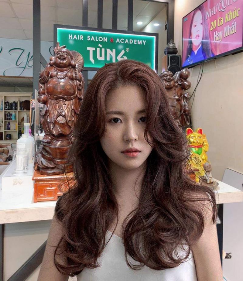 Tùng Hair Salon - K5 Cầu Giát