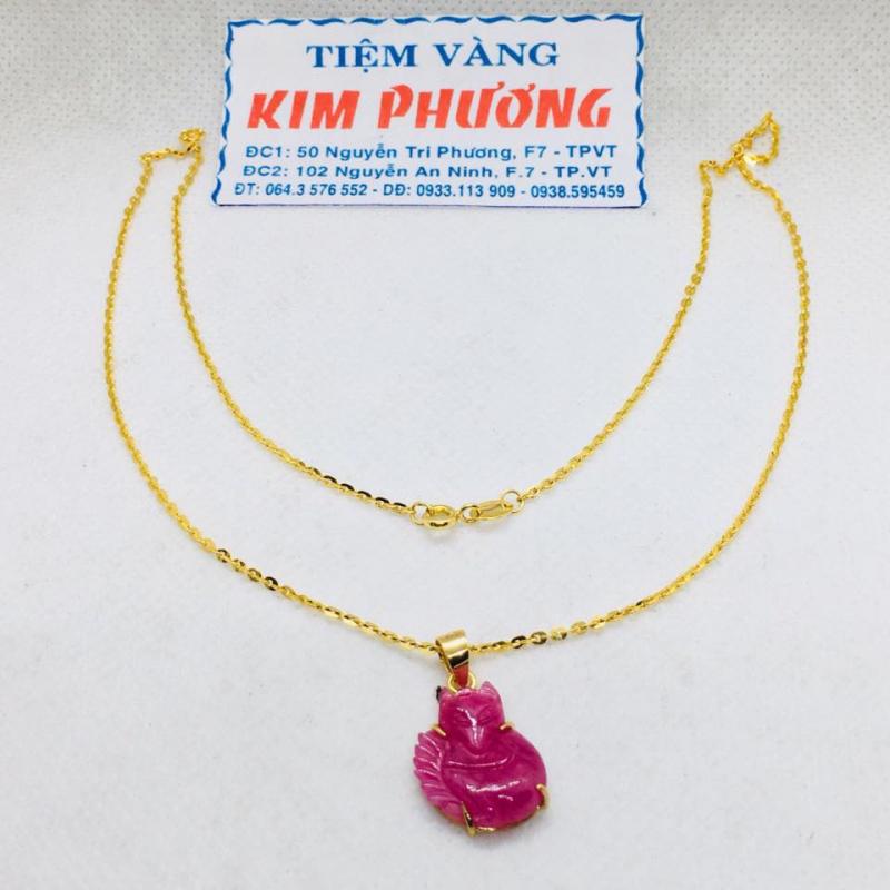 Vàng Bạc Đá Quý Kim Phương