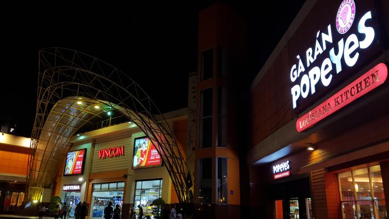 Trung tâm thương mại Vincom Plaza Cộng Hòa
