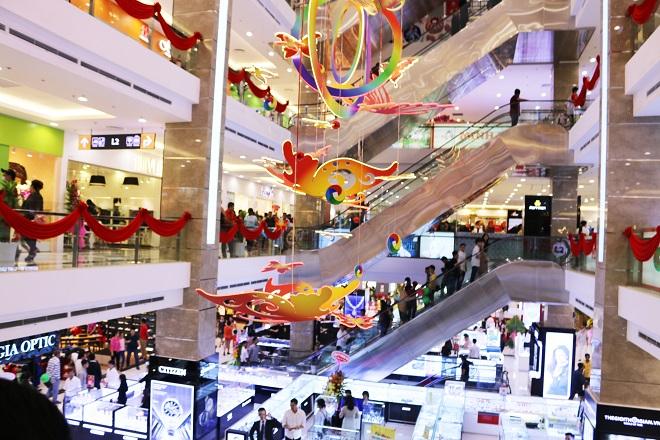 TTTM Vincom Plaza Xuân Khánh - Cần Thơ