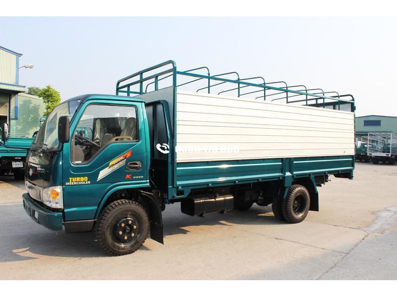 Thùng xe tải Veam