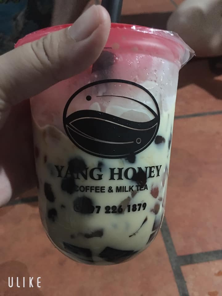 Yang Honey Coffee & Milk Tee