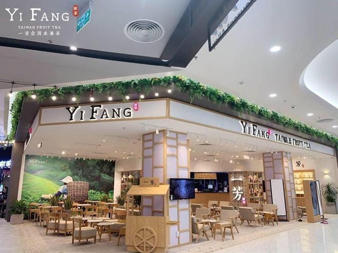 Trà sữa Yi Fang